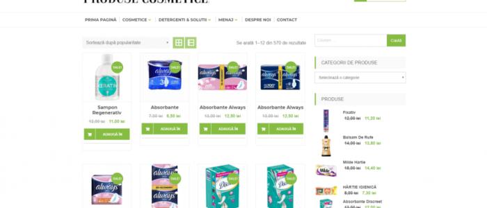 Produse-cosmetice.com - Magazin online de produse cosmetice